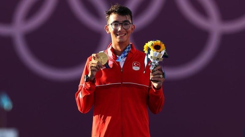 Mete Gazoz'dan şampiyonluk sonrası ilk paylaşım