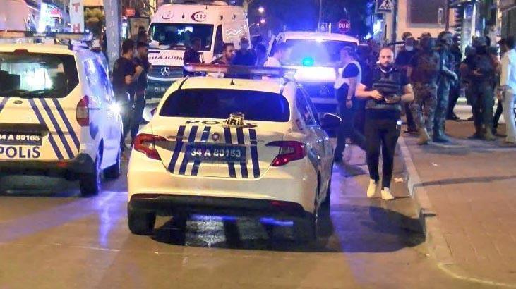 İstanbul'da olaylı gece! Mahalle ayağa kalktı