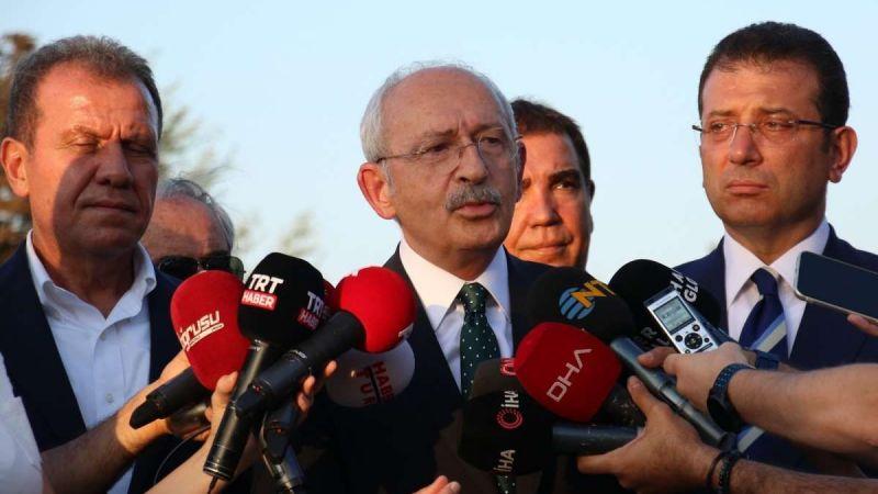 CHP Lideri Kılıçdaroğlu  THK için ''Cumhuriyetin kurumu, cumhuriyetin ormanlarına sahip çıkmak zorundadır'' dedi
