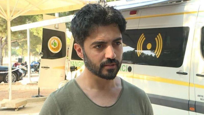 """İtfaiye personeliyle tartışarak havaya ateş açan Yusuf Güney: """"Böyle zamanlarda küslük olmaz, şikayetlerimi geri çekeceğim"""""""