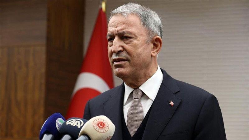 Milli Savunma Bakanı Hulusi Akar Afganistan'daki Kabil Havaalanı hakkında açıklamalarda bulundu