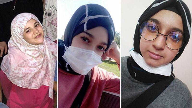 Kayıp 3 küçük kız dizilerden etkilenmiş ve Kore'ye gitmek için evden ayrılmış!