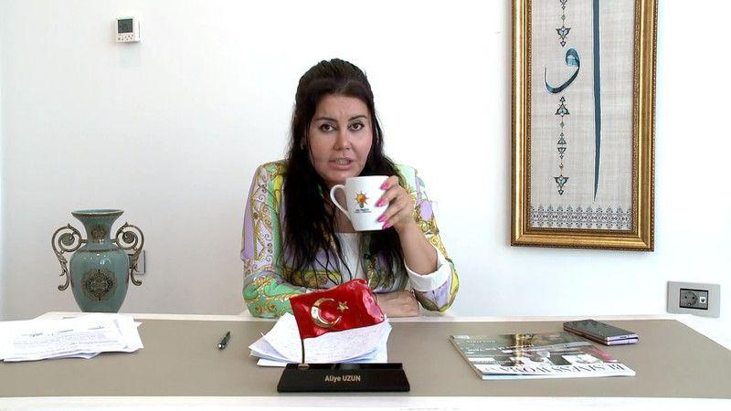 Sedat Peker'in iddilarının ardından Aliye Uzun'dan cevap geldi