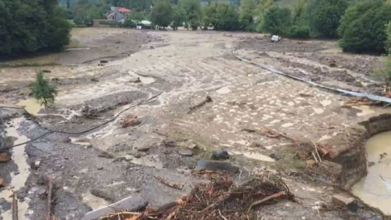 Sel felaketlerinde son durumu Bakanlar anlattı