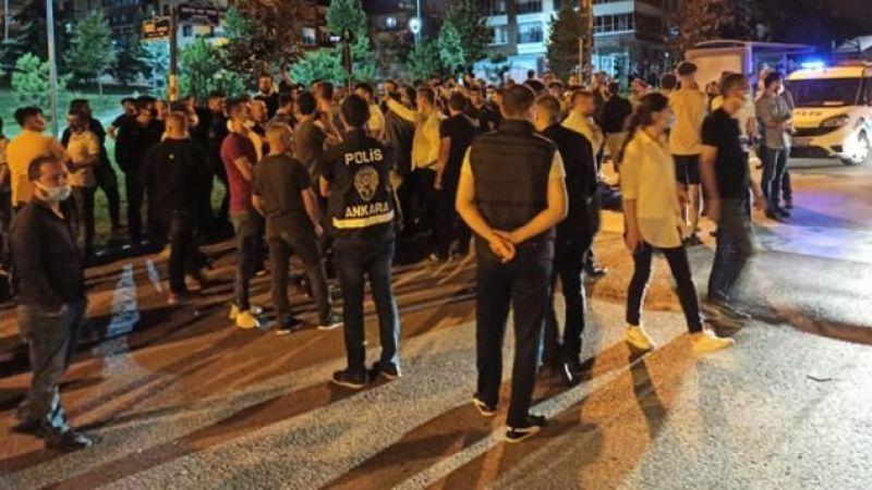 Ankara Valiliği duyurdu iki genci bıçaklayan yabancı uyruklu vatandaşlar gözaltında
