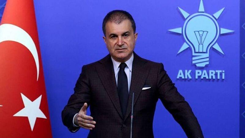 Ankara Altıdağ'da yaşananlar hakkında AK Parti Sözcüsü Ömer Çelik'ten sağduyu çağrısı geldi