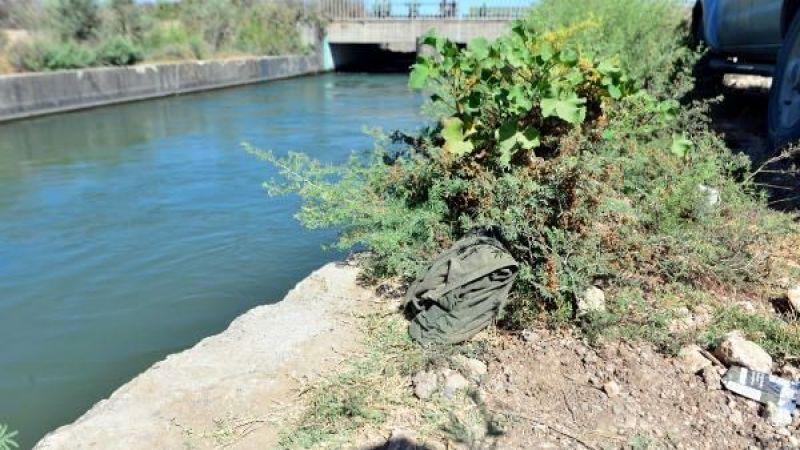 Adana'da sulama kanalında cansız beden bulundu! Olay hakkında soruşturma başlatıldı