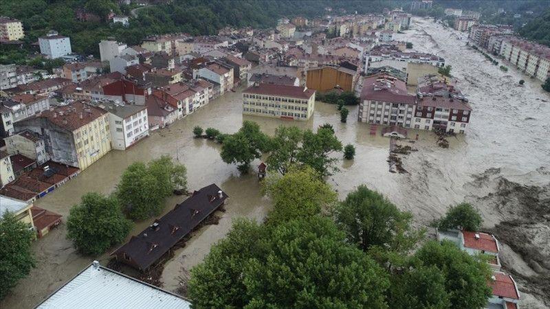 Resmi Gazete'de Batı Karadeniz'de yaşanan sel felaketinin ardından yardım kampanyası başlatıldığı duyuruldu