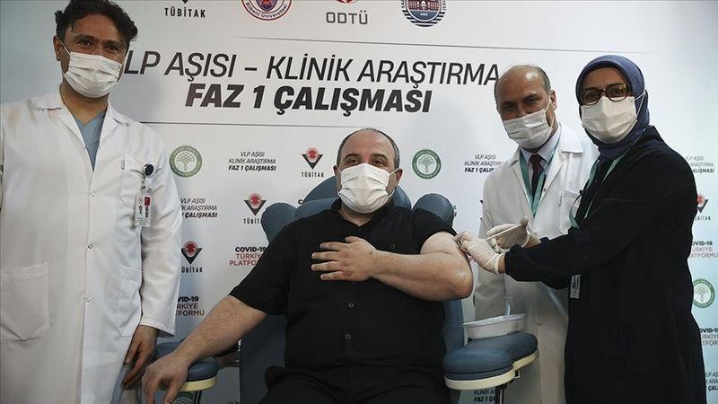 Bakan Varank duyurdu! Yerli aşı VLP'de faz-2 aşaması başarıyla tamamlandı