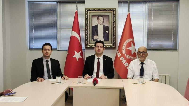 Vatan Partisi, Türkiye'nin Taliban ile görüşmesi gerektiğini savundu