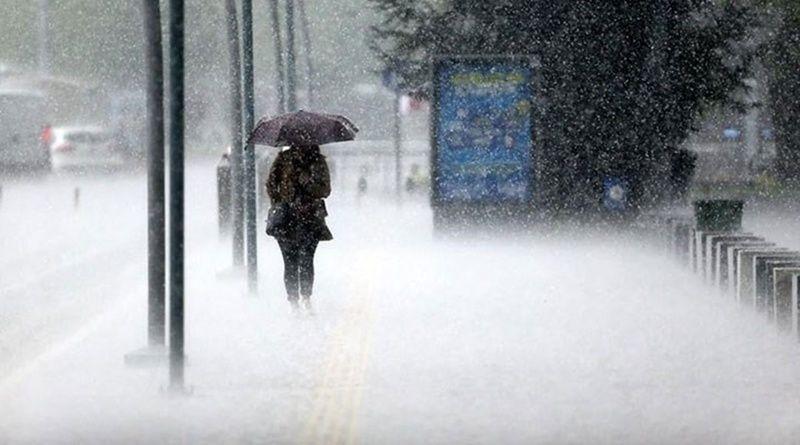 Dikkat! 5 il için kuvvetli yağış uyarısı! Meteoroloji açıkladı