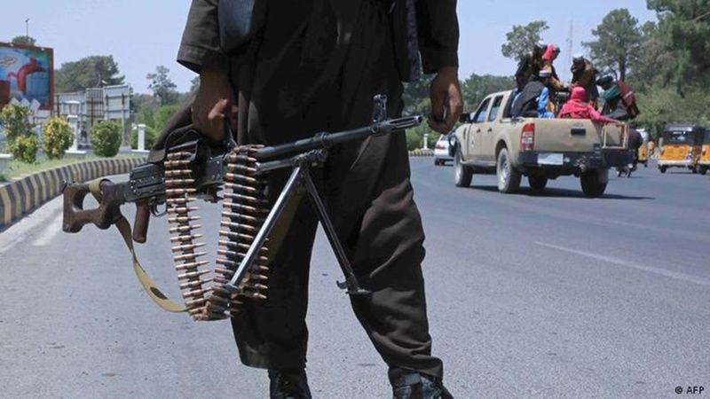 Taliban Kabil'e Girdi!