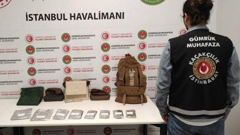 Uyuşturucu operasyonunda 4,3 ton uyuşturucu yapımında kullanılan madde yakalandı