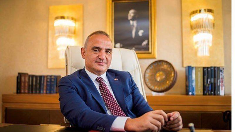 Bakan Ersoy anlattı 25 milyon turist bekleniyor