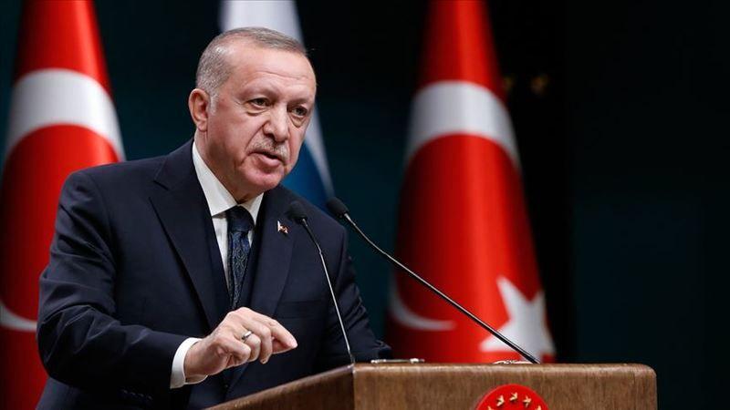 Cumhurbaşkanı Erdoğan Türk savunma sanayinin geldiği son noktayı anlattı