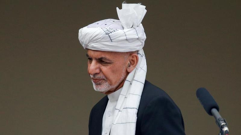 Afganistan Cumhurbaşkanı Gani nerede?
