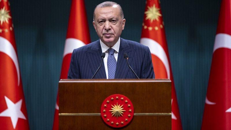 Kabine Toplantısı tamamlandı alınan kararları Cumhurbaşkanı açıkladı