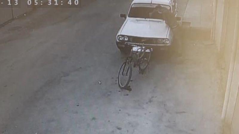 Pişkin otomobil hırsızı: yakalamasaydınız akşam geri getirecektim