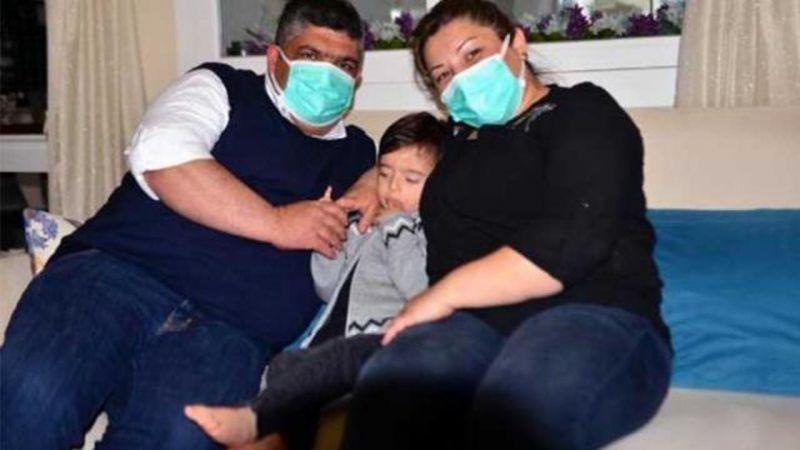 Kan bağı mı kalp bağı mı? Evlatlık aldıkları bebek biyolojik babasına verildi