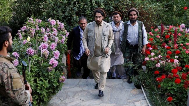 Afganistan'da ele geçirilemeyen tek yer Pençşir Ahmed Mesud Pençşir'i vermeyeceklerini söyledi