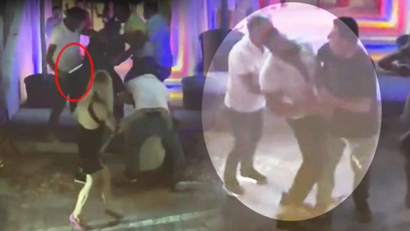 Gece kulübü cinayetinin nedeni kadına şiddet mi?