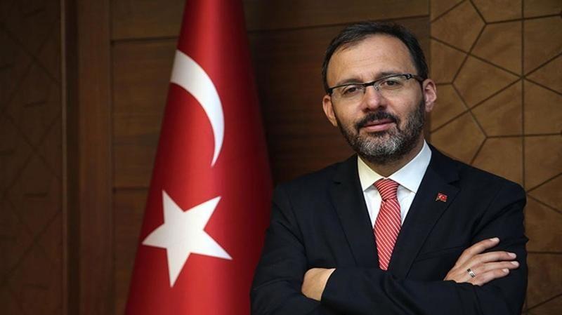 Spor Bakanlığı'na işe alım müjdesi Bakan Kasapoğlu duyurdu