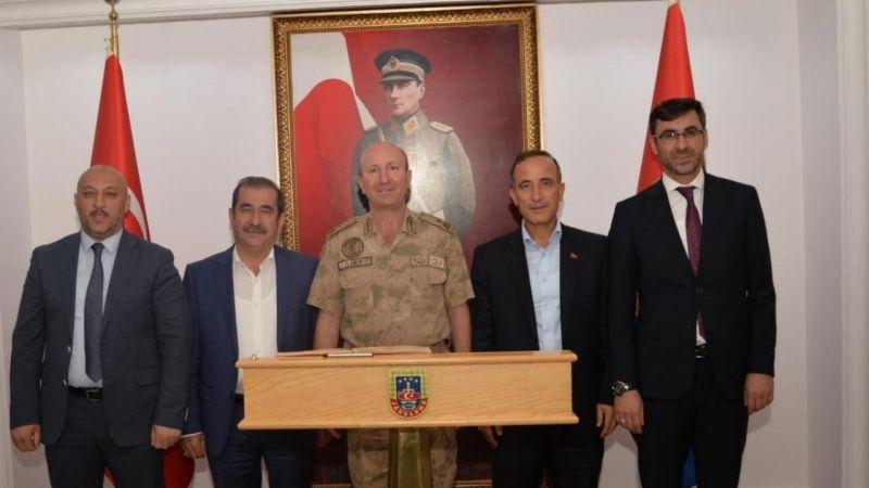 FETÖ'nün cami bombalayacağını iddia ettiğituğgeneral, terörle mücadele başkanlığına atandı