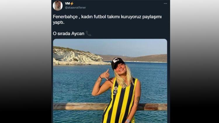 Fenerbahçe'den büyük atılım Aycan Yanaç kadroda olacak mı?