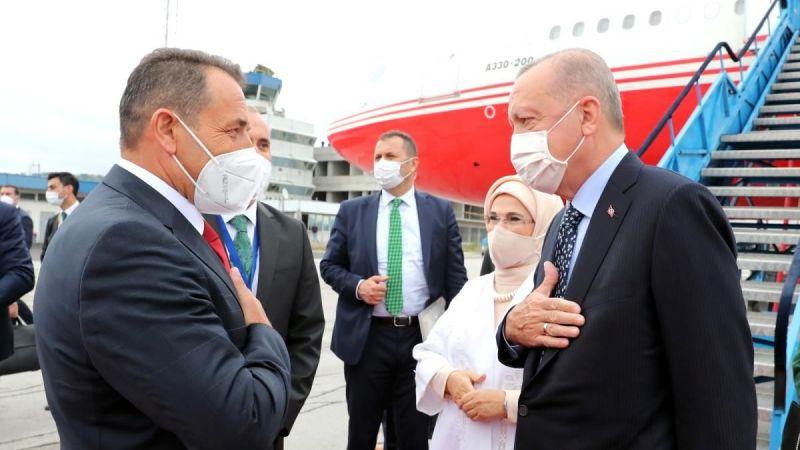 Cumhurbaşkanı Erdoğan Bosna Hersek'te açıklamalar yaptı