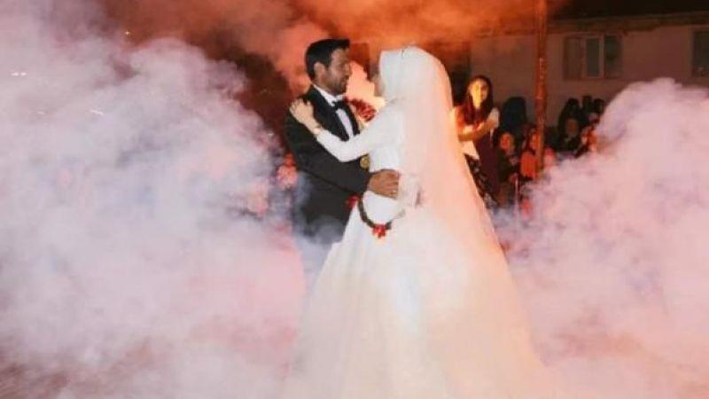 Gelinin korona testi pozitif çıkınca düğüne katılanlar karantinaya alındı