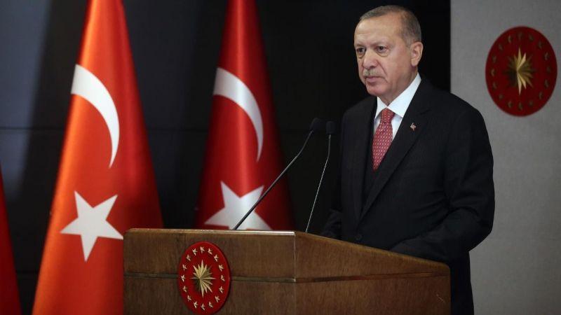 Cumhurbaşkanı ''Mustafa Kemal başta olmak üzere Kurtuluş Savaşımızın kahramanlarını yad ediyorum''