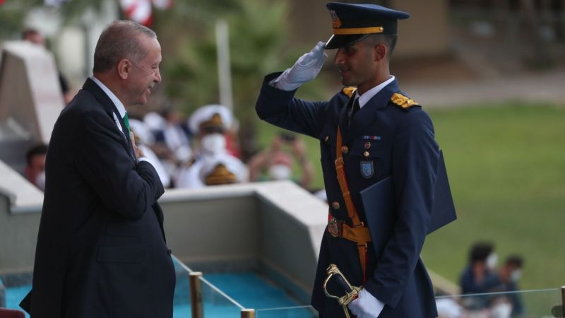 Cumhurbaşkanı Erdoğan'dan açıklamalar geldi Artık İHA'larımız, SİHA'larımız, AKINCI'larımız var