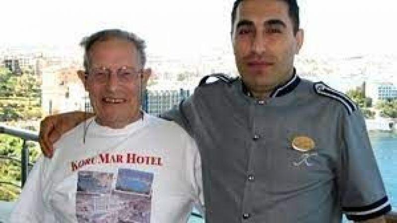 İngiliz turist Türk otel çalışanına mirasından pay verdi