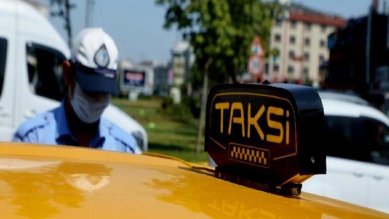 Taksi denetimleri sıklaştı! Trafikten men edilen bir taksi şoförü: Adam mı ezdim?