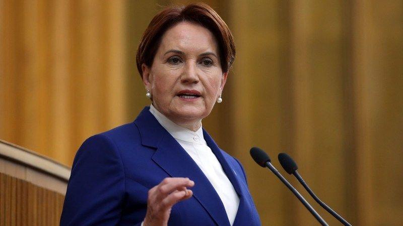 İYİ Parti lideri Meral Akşener: Bizim adayımız 13. Cumhurbaşkanı olacak'