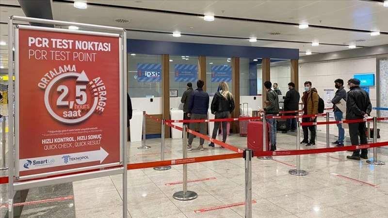 Yolcular, Sabiha Gökçen havalimanında 1,5 saatte PCR testi olabilecek