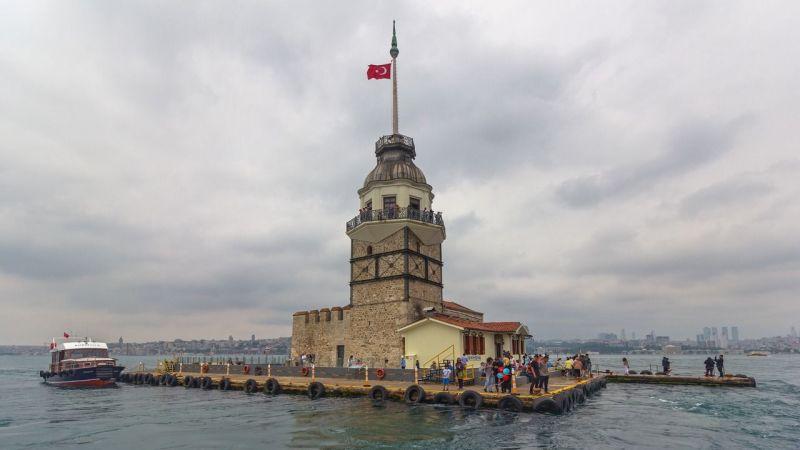Kız Kulesi restorasyona giriyor! Çalışmalar 2022 Nisan ayında bitecek