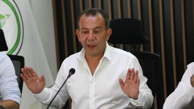 Yaptığı açıklamalarla tepki çeken Tanju Özkan, Yüksek Disiplin Kurulu'na uyarı için sevk edildi