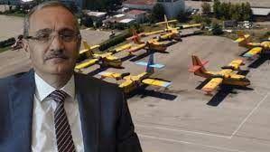 Türk Hava Kurumu Başkanı Cenap Aşçı görevinden istifa etti!