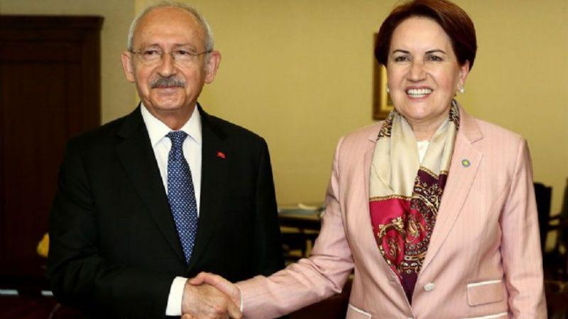 Akşener ve Kılıçdaroğlu arasında son durum
