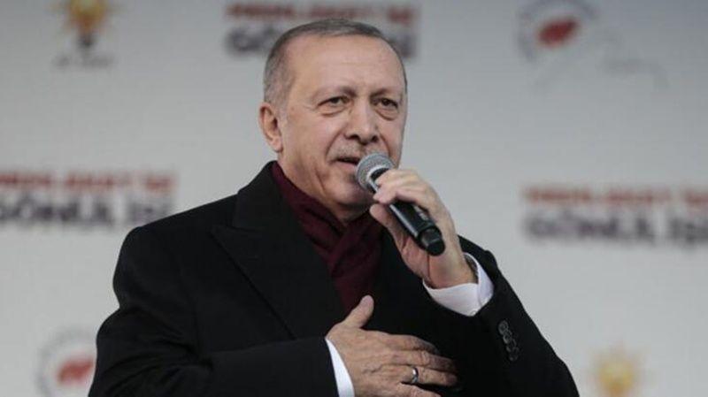 Cumhurbaşkanı Erdoğan'dan müjde! 15 bin atama yapılacak