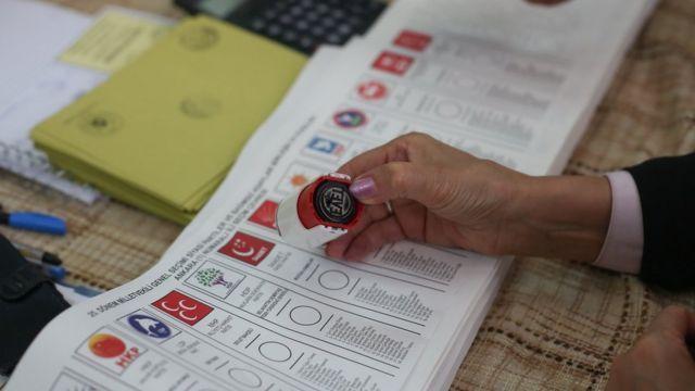Son seçim anket oranı açıklandı
