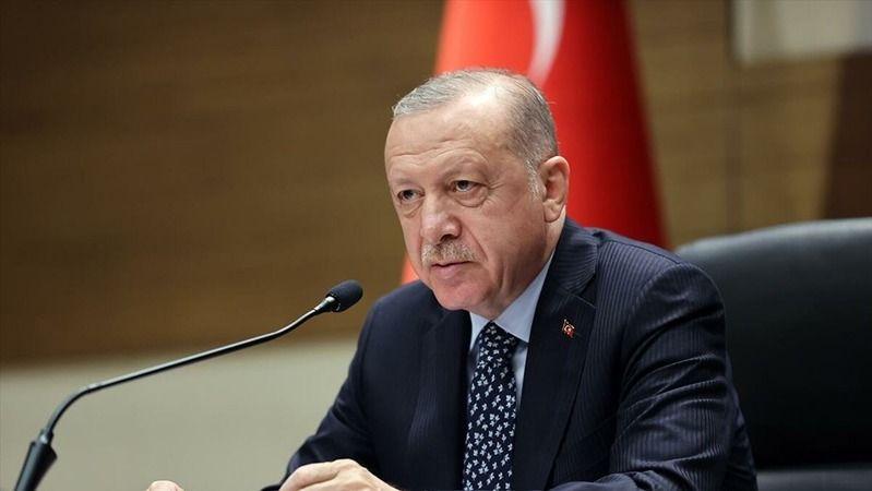 Cumhurbaşkanı; 'Ege Denizi son yıllarda insani trajedilerle gündeme geliyor'