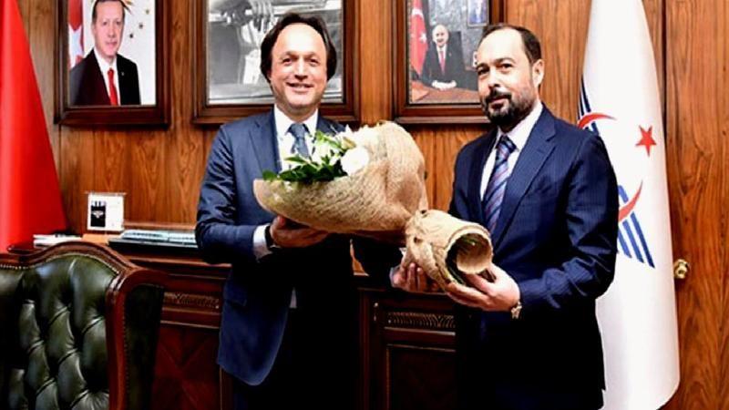 Adnan Oktar davasında adı geçen, 7 günlük TCDD Genel Müdürü Murat Atik görevden alındı