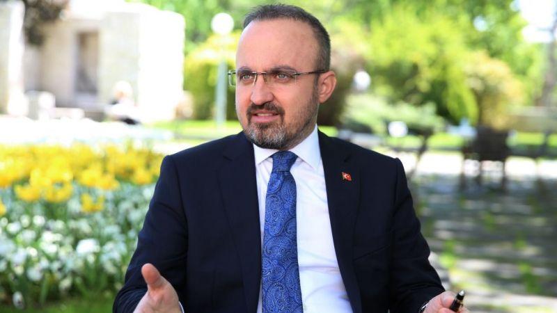 Millet İttifakının adayı hakkında Turan: HDP kimi isterse Millet İttifakı'nın adayı o olacaktır