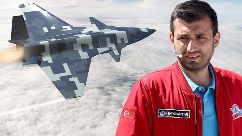 Selçuk Bayraktar: ''Muharip İnsansız Uçak Sistemimiz savaşta devrim yapacak''