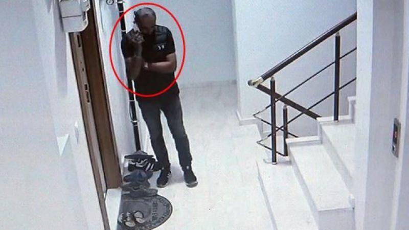 Faturadan gördüğü isimle küçük kızı kandıran hırsız telefonu çalarak kaçtı