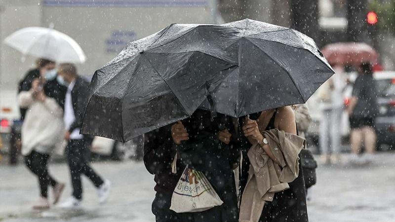 Soğuk hava ve yağmur geliyor! Meteoroloji uyarıda bulundu