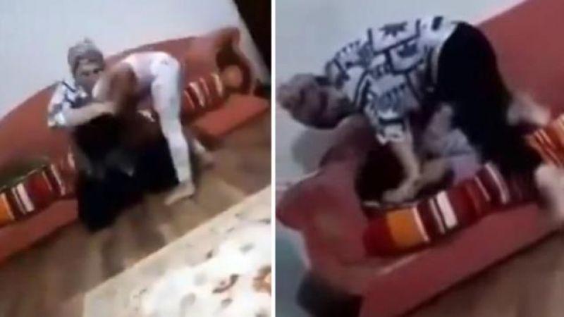 Çocuklarını yastıkla boğmaya çalışıp kameraya alan anne için dava sonuçlandı