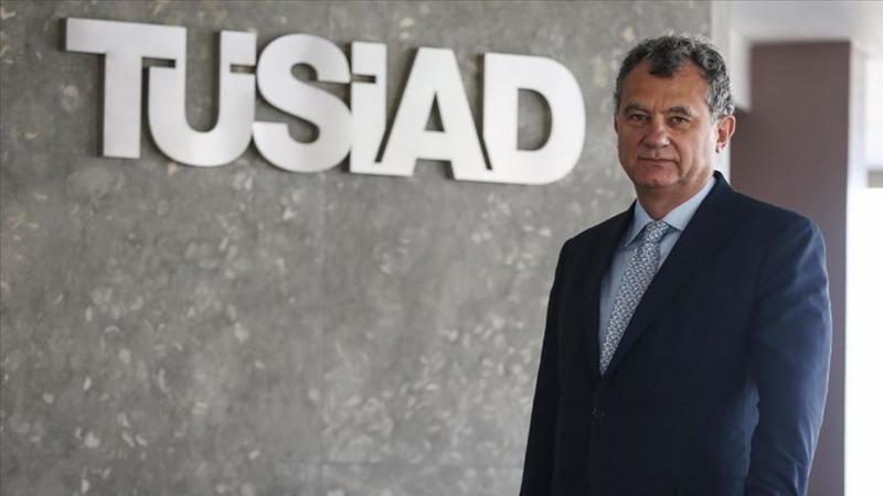 TÜSİAD Başkanı, '' Sığınmacılara karşı tampon bölge tasarımının sona ermesi gerektiğini düşünüyoruz''